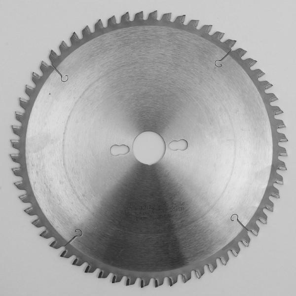 HW NE-Kreissägeblätter für stationäre Maschinen TF neg. (vorzugsweise dünnwandiges Material)