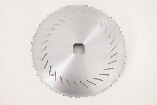 Kreissägen geeignet für EFA Zerlegemaschinen